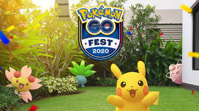 """Image for Pokemon Go Fest 2020 will take place in July as """"an entirely global event in virtual format"""""""