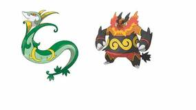 Image for You can now catch Emboar and Serperior in Pokemon Omega Ruby & Alpha Sapphire