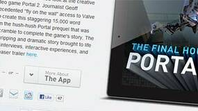 Image for Keighley launches premium Portal 2 iPad feature