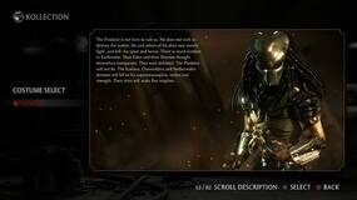Image for Mortal Kombat X: Predator skins, new secret Brutalities revealed