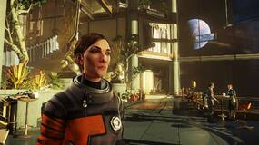 Image for Prey's alternate timeline depicts a future where JFK lived to see the space program flourish