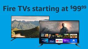 Image for These early Amazon Prime Day TV deals start at $99
