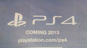 Image for PS4: 2013 launch confirmed by newspaper ad, in-store advertising begins in Europe