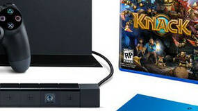 Image for PS4 bundle with PS Eye camera and Knack leaked - report