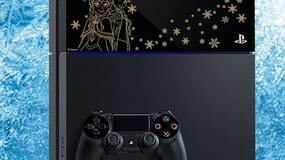 Image for Hey, hardcore Sony fanboys! Here's that special edition Frozen PS4 you wanted