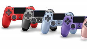 Image for PS4 Controller Black Friday Deals - Rose Gold, Glacier, Camouflage and more
