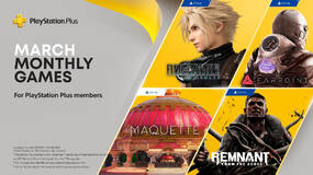 Image for Final Fantasy 7 Remake, Maquette free for PS Plus in March [UPDATE]