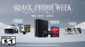 Image for Sony unveils PlayStation Black Friday Week 2018 deals on PSVR, PS4 consoles, accessories and PS Plus