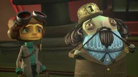 Image for Psychonauts 2 Interview: Schafer and Titre-Montgomery on mental health, crunch, and development during the pandemic