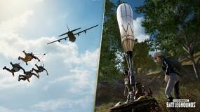 Image for PUBG introduces MGS-style Fulton balloons