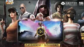 Image for Watch gameplay from the first Chinese PUBG mobile game