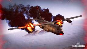 Image for PUBG's planes may now be on fire