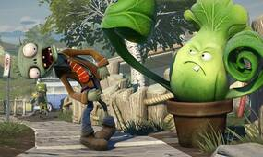 Image for Plants vs. Zombies: Garden Warfare 2 teased