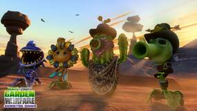 Image for Plants vs Zombies: Garden Warfare to support microtransactions