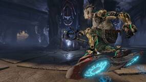 Image for Quake Champions raw gameplay footage shows just how slow today's shooters have become