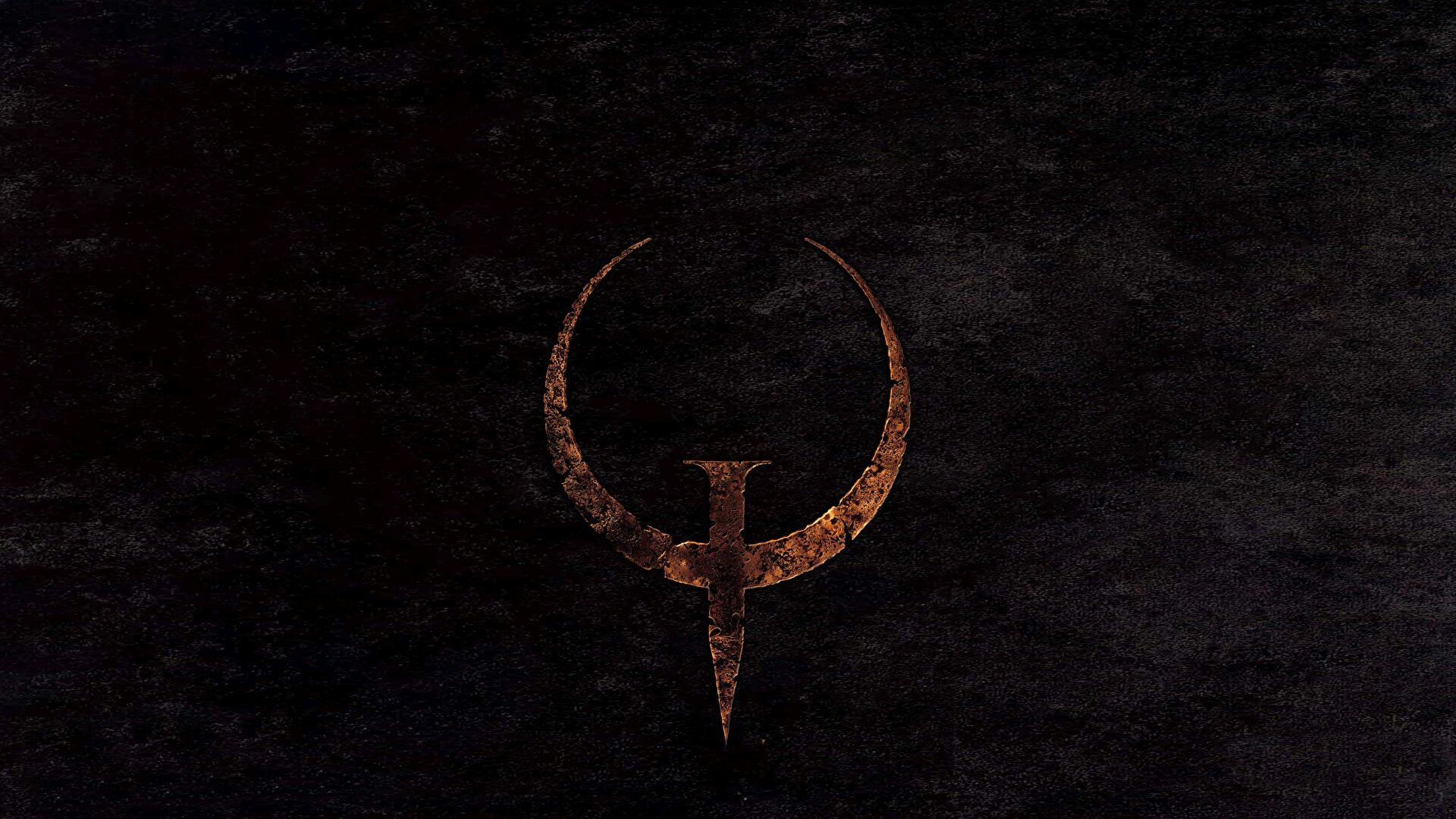 quake logo 8VBb41J I was only a baby when Quake released - here's me playing the modern re-release