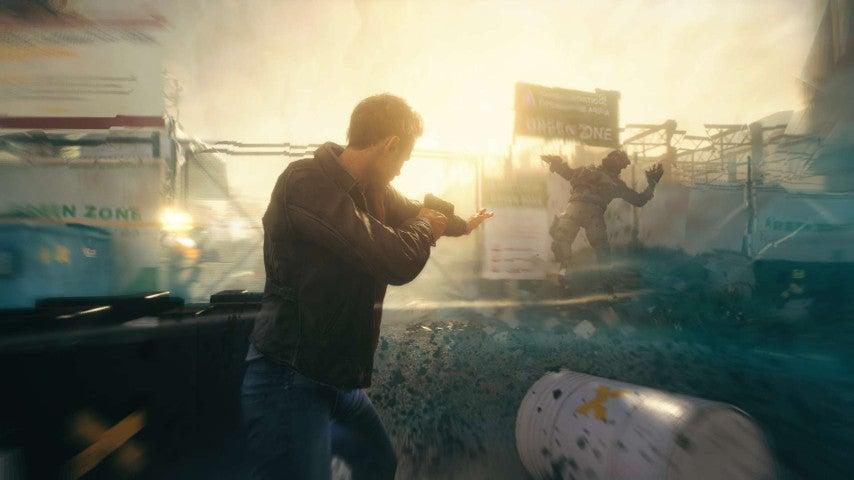 Image for Quantum Break showcased in latest Microsoft Twitch stream