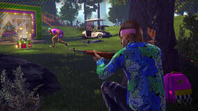 Image for Radical Heights update adds a new gadget, 32 new cosmetics, bike ramps, more