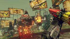 Image for Doom's BFG 9000 makes its way to Rage 2 - watch new gameplay