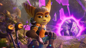 Image for Ratchet & Clank: Rift Apart video focuses on exploring the various planets