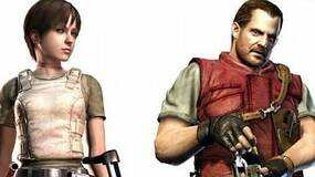 Image for RE5: Gold - Get free Barry and Rebecca figurines over on XBL