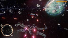 Image for Before Star Wars: Battlefront 2, an indie dev pitched a Star Wars space combat game to EA