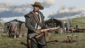 Image for Red Dead Online: the first of 10 Legendary Bounties is hiding out in New Austin
