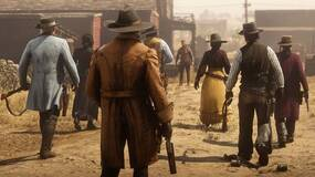 Image for Here's the first screens from the Red Dead Online beta
