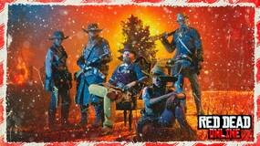 Image for Get free weapons, vehicles and more when you log into GTA Online and Red Dead Online during the holiday