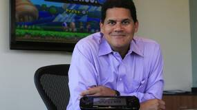 Image for Reggie Fils-Aime stopped Nintendo from re-doing its logo in a graffiti style to attract older players