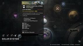 Image for Destiny weekly reset for September 27 – Court of Oryx, Nightfall, Prison of Elders changes detailed