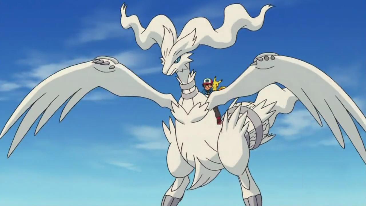 Image for Pokemon stage starring Reshiram teased for Super Smash Bros. 3DS