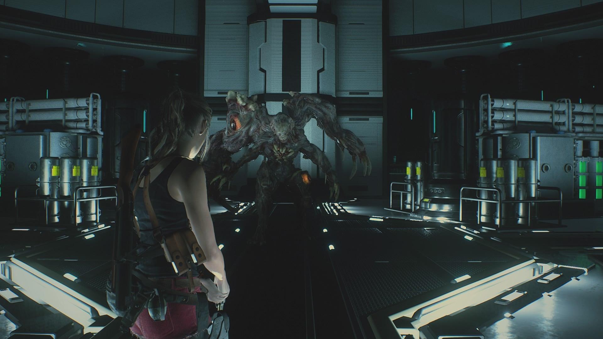 Image for Resident Evil 2 Remake Walkthrough Part 11 – Claire B - Alternate Lab