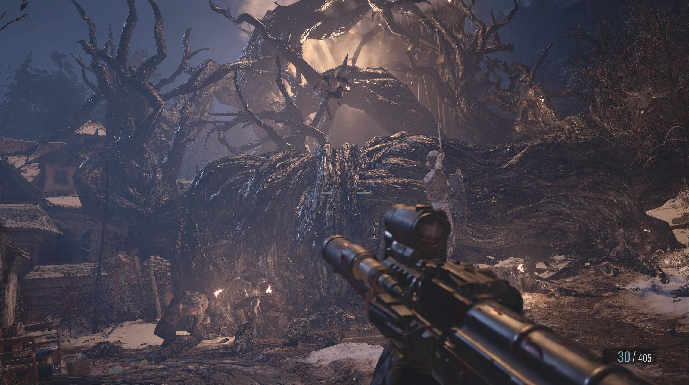 Image for Resident Evil Village Part 16 | Finding Chris Redfield