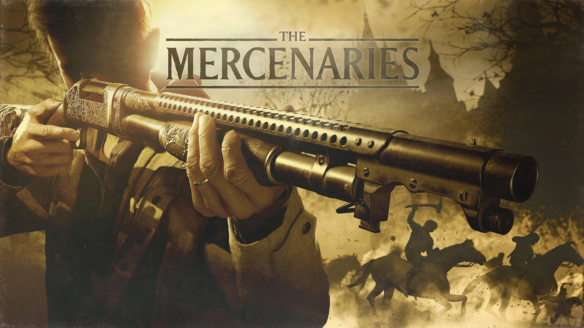 Image for Resident Evil Village Mercenaries Rewards | How to get SS Rank