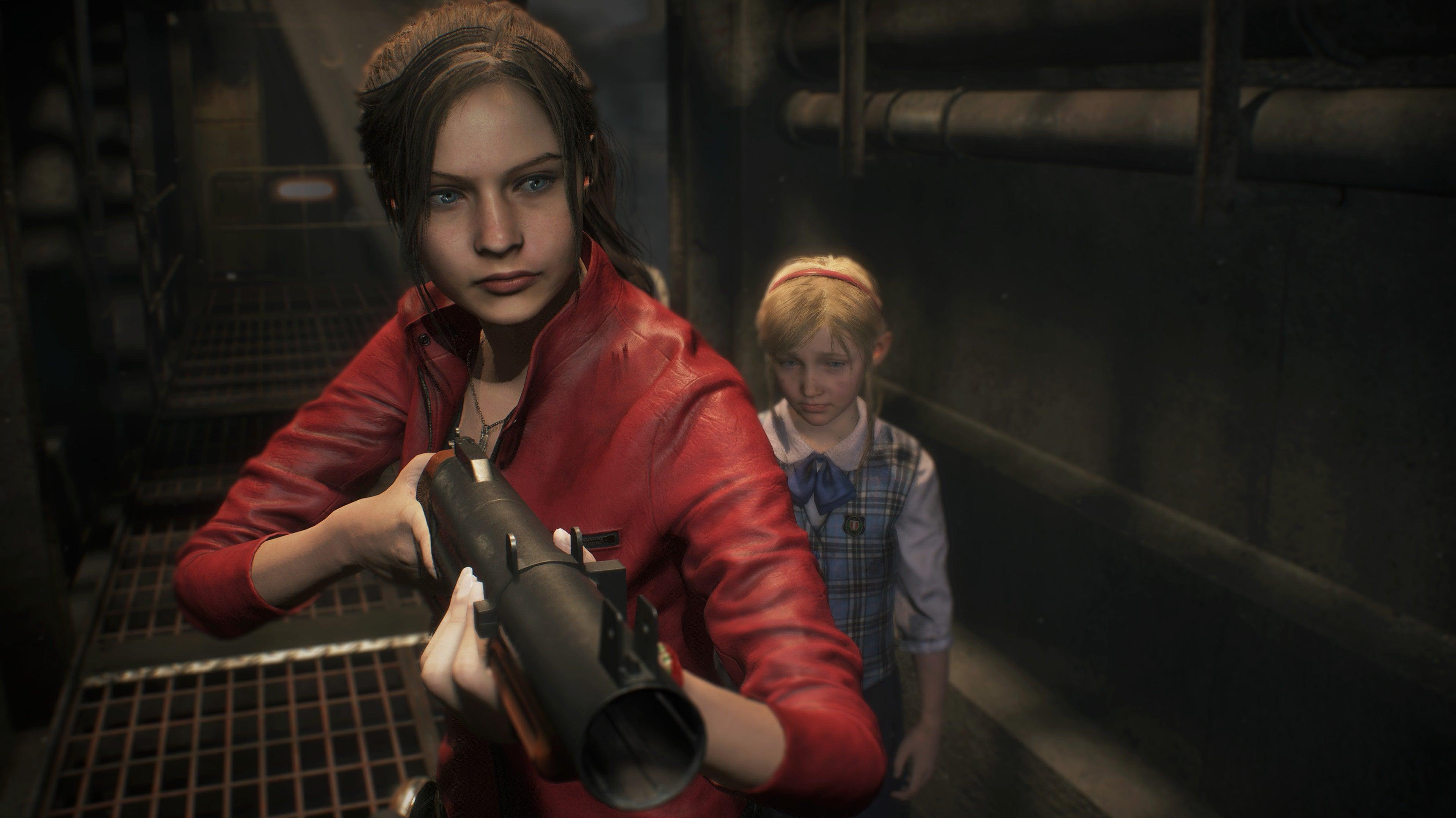 Image for Resident Evil 2 Remake Ending Unlock guide - True Ending, 4th Survivor Hunk, Tofu Mode