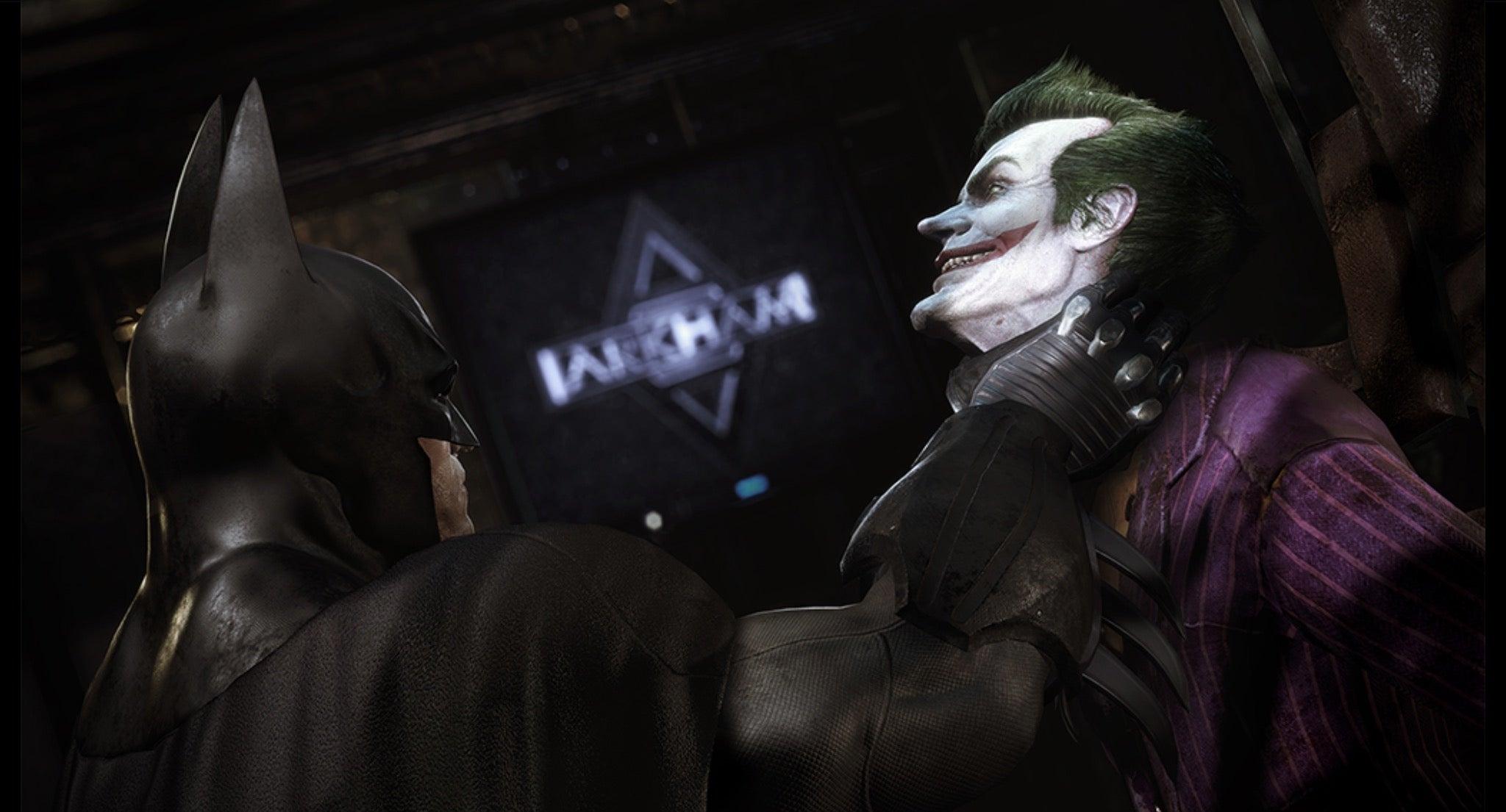 Image for Batman: Return to Arkham comparison shots reveal better textures, lighting