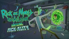 Image for The Rick and Morty VR game is out now if you like your Job Simulator even more off the wall than usual