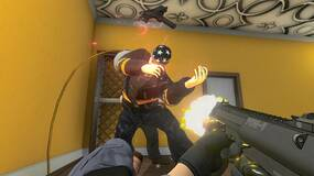 Image for RICO is a fast-paced, bullet time-infused co-op arcade shooter coming this year