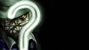 Image for The Riddler does more than just taunt Batman in Arkham City