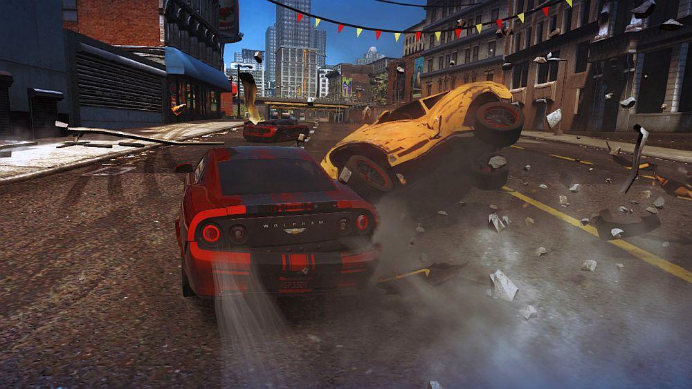 Image for Online servers for Ridge Racer Unbounded shut down in Europe