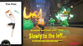 Image for Ring Fit Adventure review: Nintendo's fitness RPG is one of the most pleasant surprises of the year
