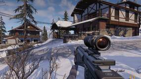 Image for Ring of Elysium, the battle royale shooter where you can snowboard and paraglide, is coming to Steam next week