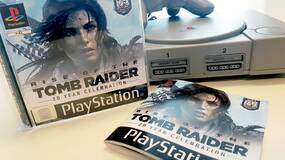 Image for We want this Rise of the Tomb Raider: 20 year Celebration PS1 case, but Square Enix doesn't seem inclined to sell it
