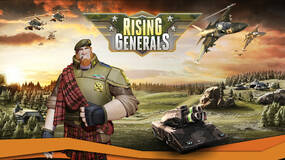 Image for PvP-heavy cross-platform strategy-MMO Rising Generals is modern warfare-centric
