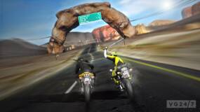 Image for Road Redemption gameplay video contains 45 seconds of alpha footage