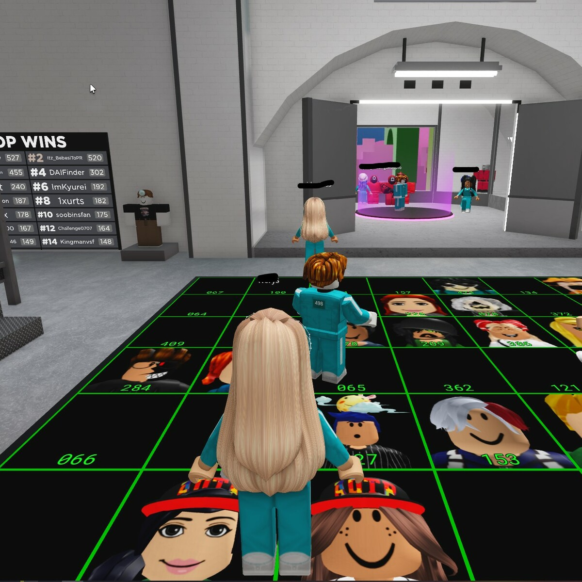Roblox Squid Game How To Start And Play The Fish Game In Roblox Vg247
