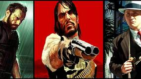 Image for Latest GTA Online user created jobs inspired by Max Payne, LA Noire, Red Dead Redemption