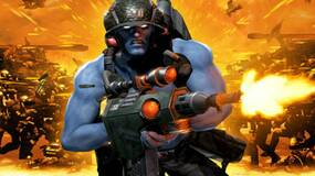 Image for The blue-skinned one is back: Rogue Trooper Redux announced for PC, PS4, Switch and Xbox One