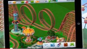 Image for RollerCoaster Tycoon 4 Mobile coming to iOS soon, first trailer drops